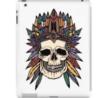 chief no-body iPad Case/Skin