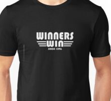 Winners Win Motivational T Tee Shirt by My Motivo Unisex T-Shirt