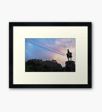 Images of Edinburgh Framed Print