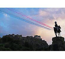 Images of Edinburgh Photographic Print