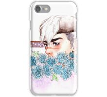 The Black Paladin iPhone Case/Skin