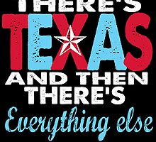 There's Texas! and then there's everything else.  by Spiralenvy