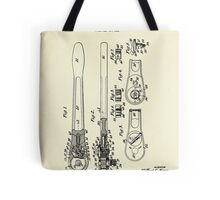 Ratchet Wrench-1934 Tote Bag
