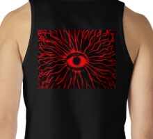 RED Mushy trip Tank Top