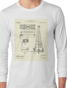Load indicating attachment for drilling rigs-1916 Long Sleeve T-Shirt