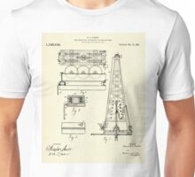 Load indicating attachment for drilling rigs-1916 Unisex T-Shirt