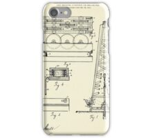 Load indicating attachment for drilling rigs-1916 iPhone Case/Skin
