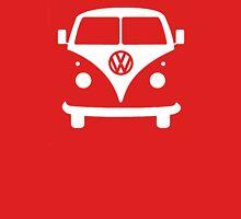 VW splittie bus outline_ Kombi outline Unisex T-Shirt