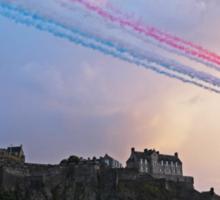 Images of Edinburgh Sticker