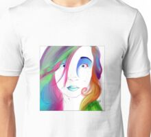 Zoe Colegrove - Self Portrait Unisex T-Shirt