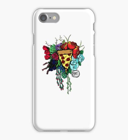 Bouquet fit for me:Pizza iPhone Case/Skin