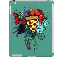 Bouquet fit for me:Pizza iPad Case/Skin