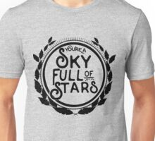 You're a Sky Full of Stars logo Unisex T-Shirt