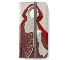 Red Riding Hood iPhone Wallet/Case/Skin