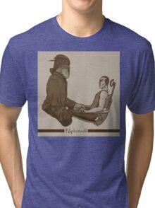 Dollhouse clones Tri-blend T-Shirt