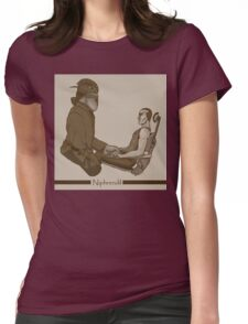Dollhouse clones Womens Fitted T-Shirt