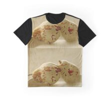 peeling paint pears Graphic T-Shirt