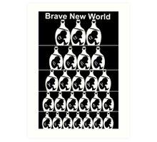 Brave New World Art Print
