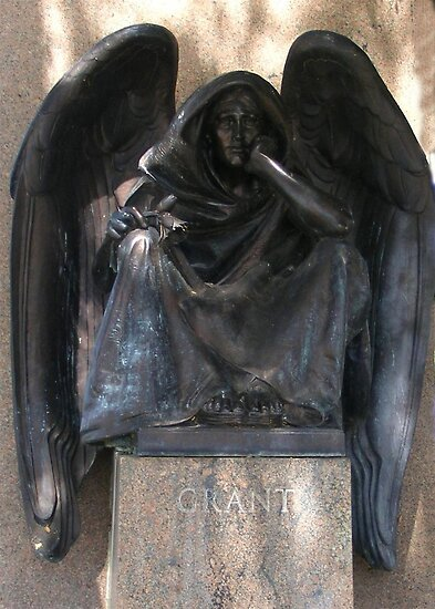Angel of Death by Marie Sharp