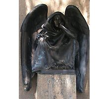 Grant's Angel of Death Photographic Print