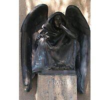 Grant's Angel of Death ~ San Diego, California Photographic Print