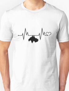 Flying-fox heartbeat Unisex T-Shirt