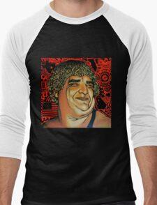 Dusty Rhodes Men's Baseball ¾ T-Shirt