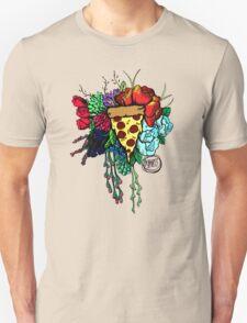 Bouquet fit for me:Pizza Unisex T-Shirt