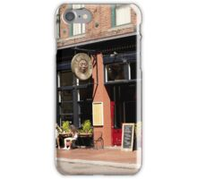 Gastown Cafe iPhone Case/Skin