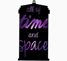 Doctor Who - All of Time And Space T-Shirt