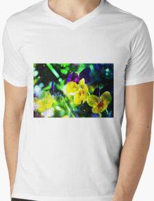 Colourful Creations IX Mens V-Neck T-Shirt