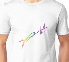 Zoe Colegrove's Signature Rainbow Unisex T-Shirt