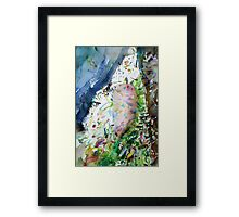 UNTITLED VI Framed Print