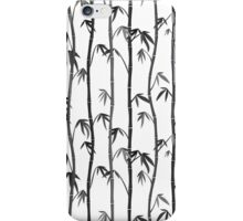 Bamboo stems iPhone Case/Skin