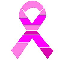Breast Cancer awareness  Photographic Print