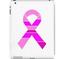 Breast Cancer awareness  iPad Case/Skin