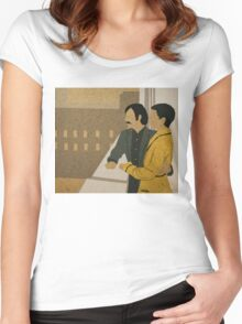Hotel Chevalier Women's Fitted Scoop T-Shirt