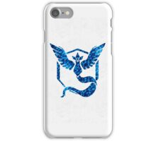 Team Mystic Logo from Pokemon GO iPhone Case/Skin