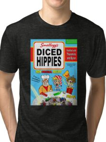 Diced Hippies Tri-blend T-Shirt
