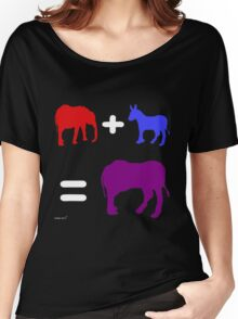 R & D Ends (Dark Background) Women's Relaxed Fit T-Shirt