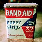 Band-Aid Box by YoPedro