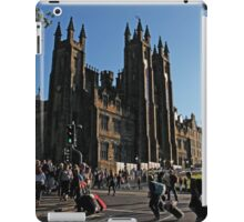Images of Edinburgh  iPad Case/Skin