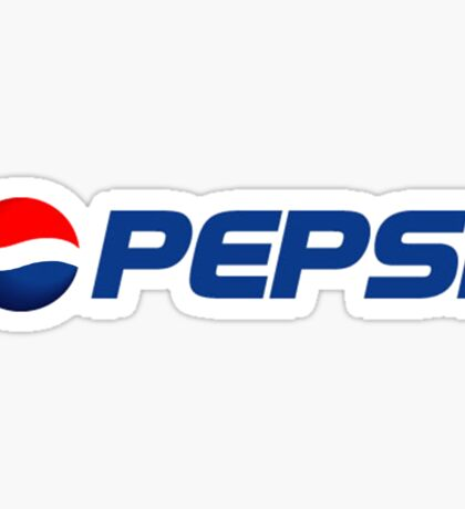 90s Pepsi Logo Sticker