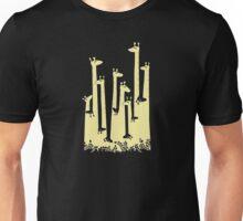 Giraffe Double Vision Unisex T-Shirt