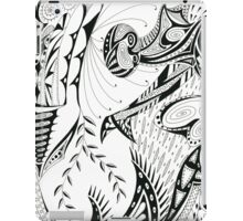 Pen & Ink iPad Case/Skin