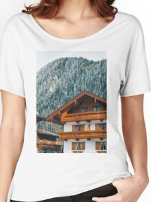 Alpine Architecture Women's Relaxed Fit T-Shirt