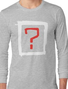 where is the love Long Sleeve T-Shirt