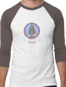 The Book House Men's Baseball ¾ T-Shirt