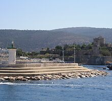 Gateway of the Turkish Coast by MyPixx