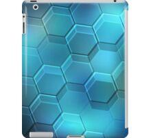 Technology background iPad Case/Skin